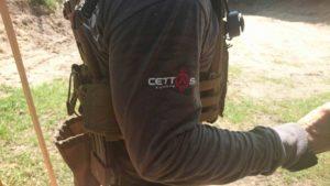 Wspólny trening z Cettas Europe - Strzelnica Słubice