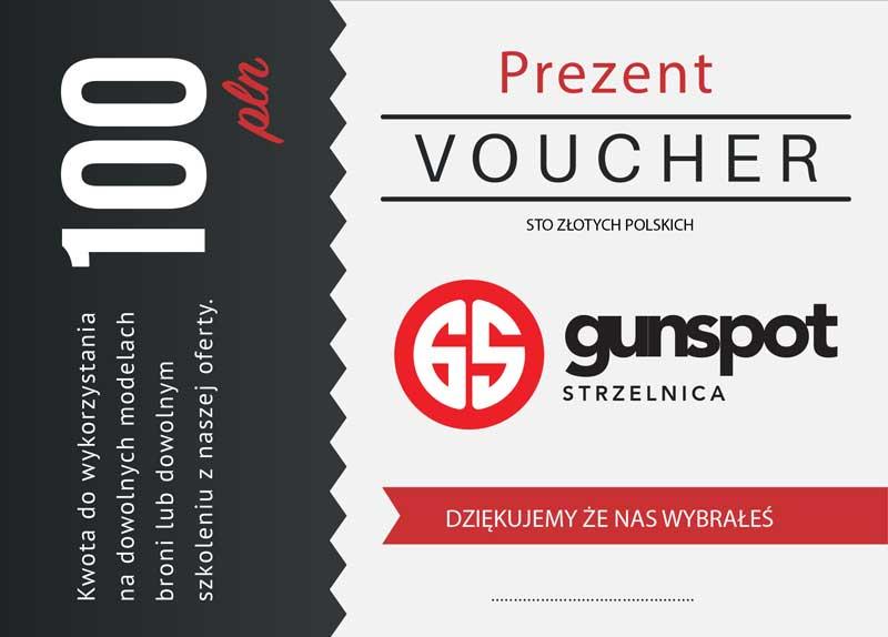 GunSpot Voucher 100