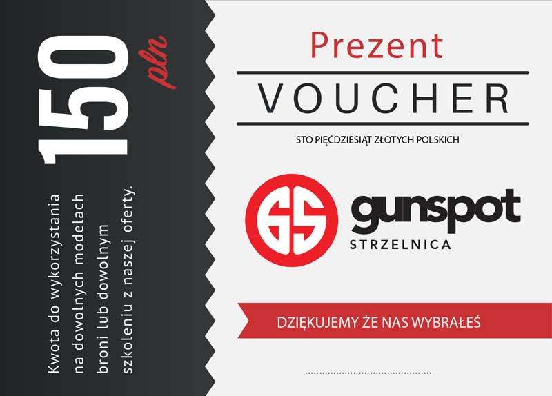 GunSpot Voucher 150