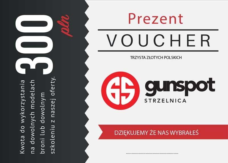 GunSpot Voucher 300